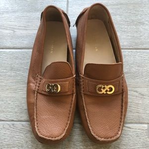 Leather Cole Haan Loafers